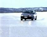 Dubbdäck ruggar upp isen ocher bättre fäste - också för de som väljr att köra dubbfritt.