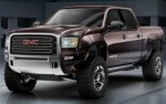 2011 GMC Sierra All Terrain HD Concept.