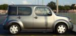 Nissan Cube populär bland yngre.