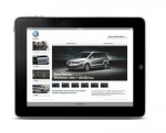 VW Sharan på iPad