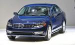 VW PASSAT USA 2011