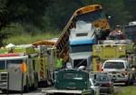 Amerikansk skolbuss olycka