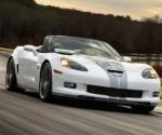 Sista generationen C6, snabbaste Corvetten utan tak