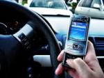 sms under körning