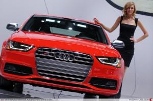 Audi - bästa Europamodell i USA