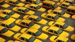 Storm Sandy Taxi