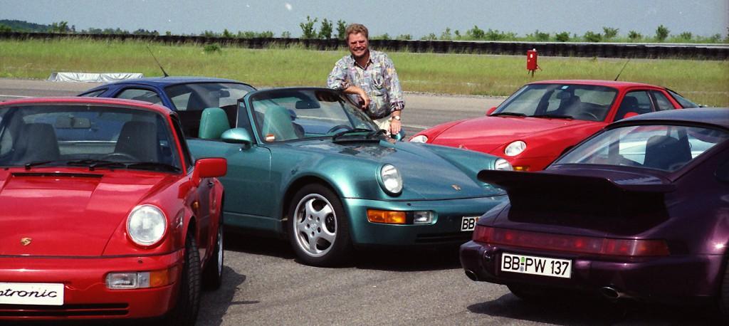 En sann sportbil åldras aldrig, något som inte kan sägas om motorjournalister.