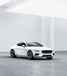 Polestar avtäcker första bilen – Polestar 1 – och avslöjar framtid som nytt elektrifierat prestandamärke