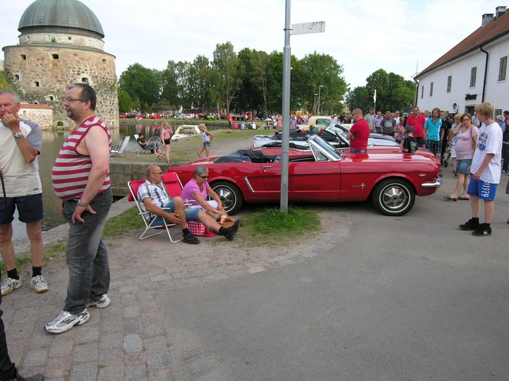 Bilträff Vadstena 2012 (13)